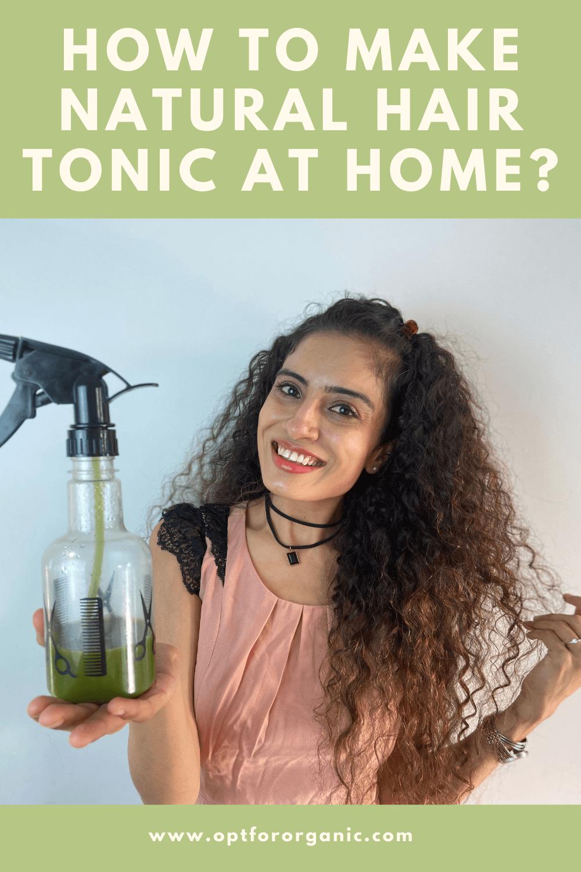 natural hair tonic